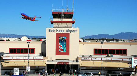 car service to bob hope airport