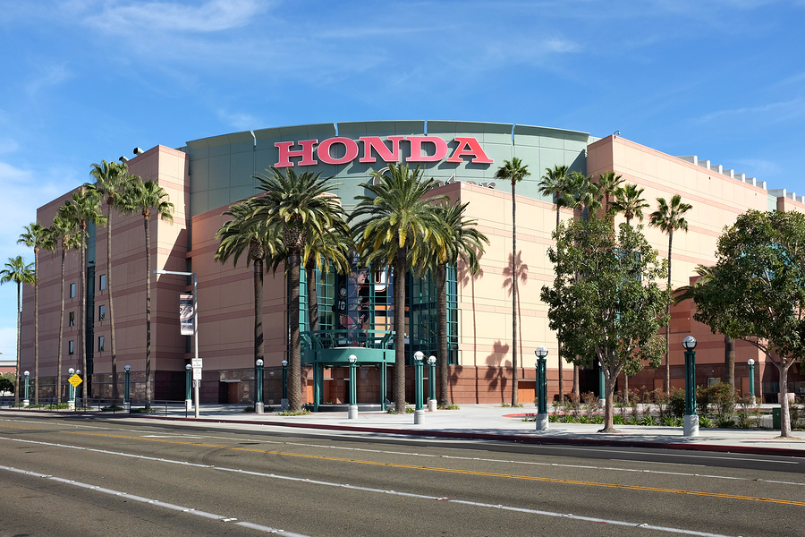 honda center la private car service