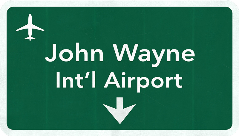 Car service to john wayne airport sna la private car service john wayne airport is located in orange county and since it is an international airport it has a high volume of traffic going in and out sciox Images