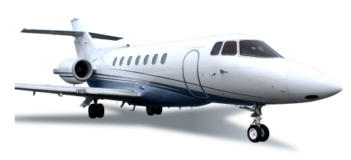 Private plane airport service