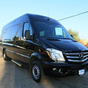 Sprinter Service - LA Private Car Service