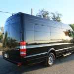 Mercedes sprinter exterior new