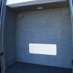 Mercedes sprinter interior trunk