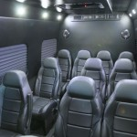 Mercedes sprinter interior room