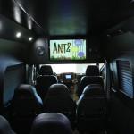Mercedes sprinter interior amenities