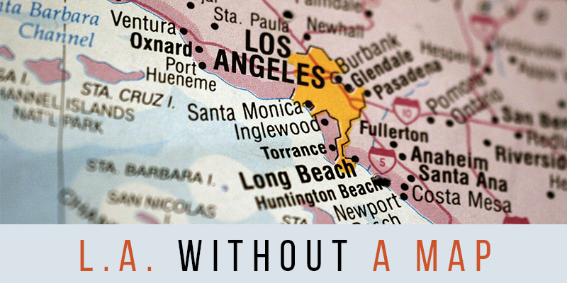 L.A. without a Map: Transportation Service for Australian and New Zealand Visitors