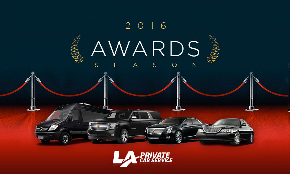 Car Service and Award Season Events in Los Angeles
