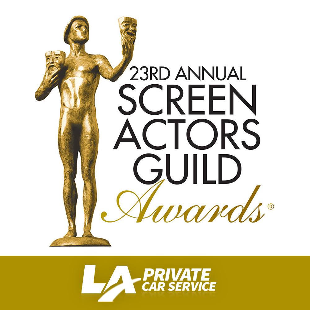 Chauffeured Service To SAG Awards 2017
