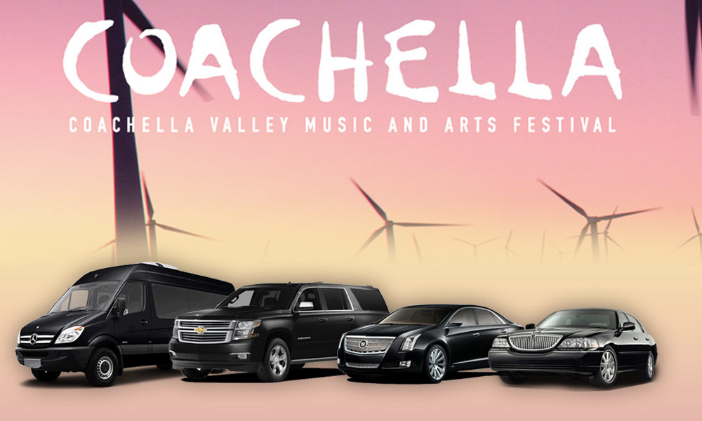 Get to Coachella with L.A. Private Car Service