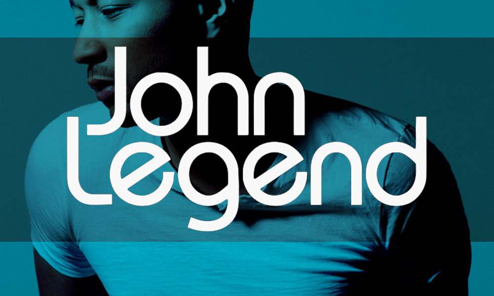John Legend Live! Greek Theater, Los Angeles