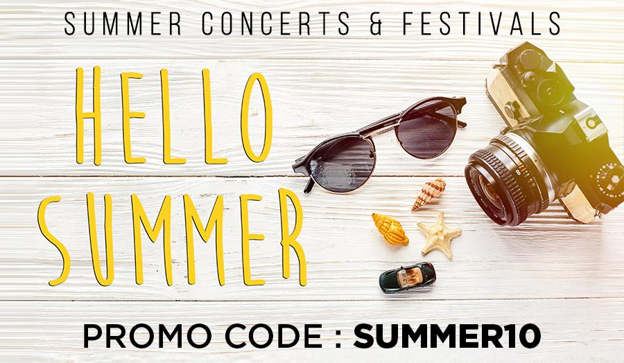 Summer Concerts & Festivals