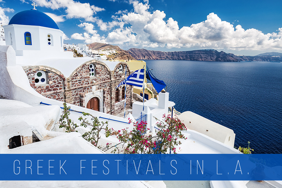 Private Car Service to Greek Festivals in L.A.
