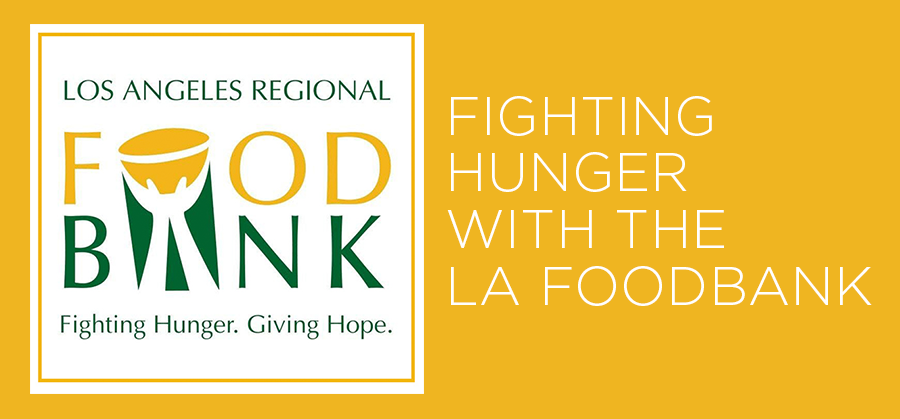 LA Private Car Service Fighting Hunger