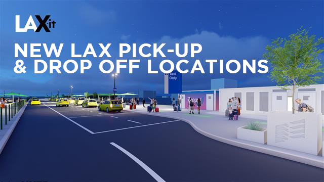 New LAX Curbside Limo/Livery Pickup Locations